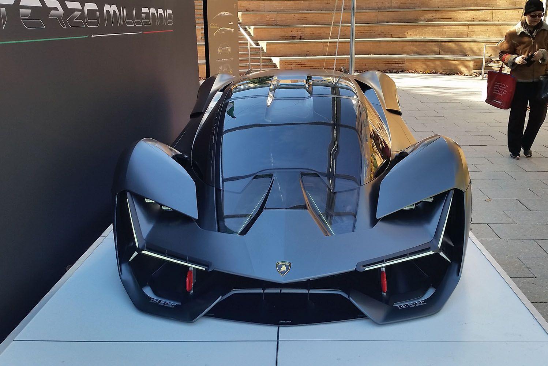 Image of this futuristic car prototype