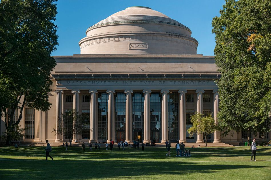 the MIT dome building