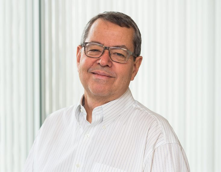 Image of Professor Steve Buchwald