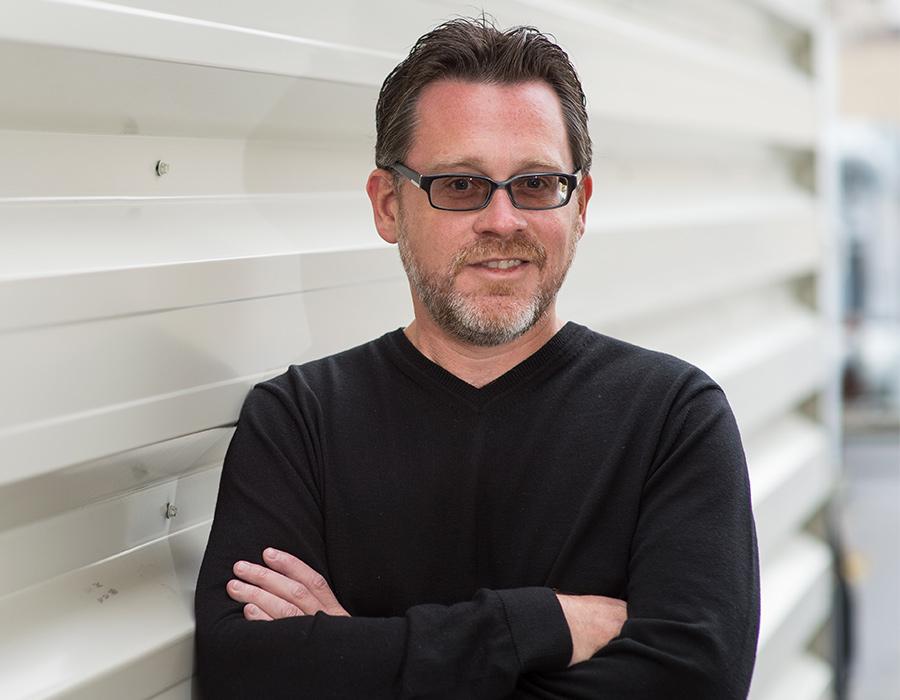 Photo of Professor Kit Cummins