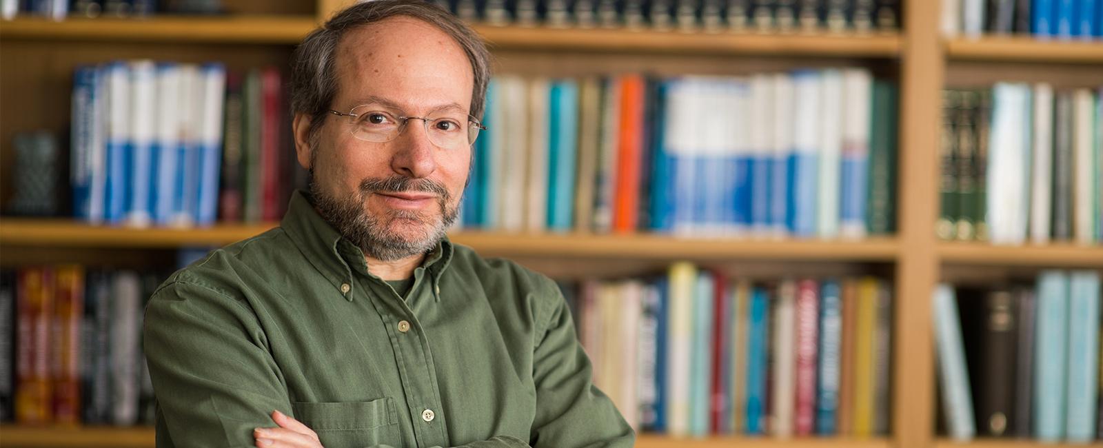 Photo of Professor Rick Danheiser