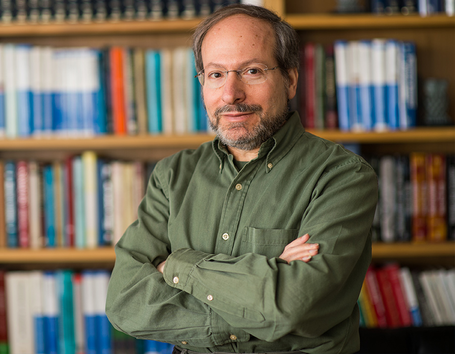 Photo of Professor Rick Danheiser
