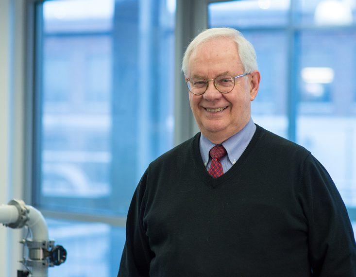 Photo of Professor Robert Guy Griffin