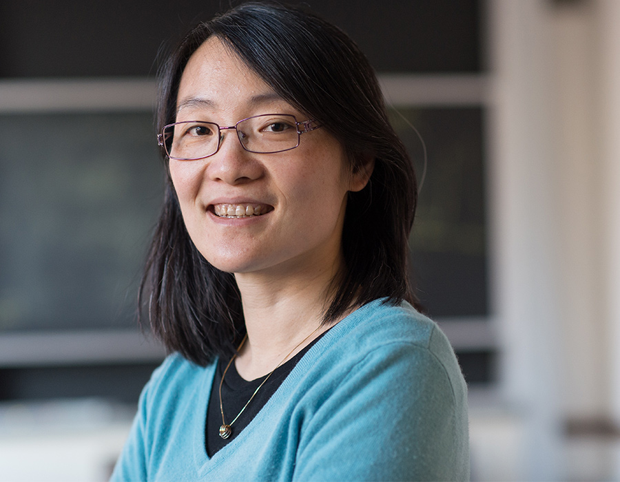 Photo of Professor Mei Hong