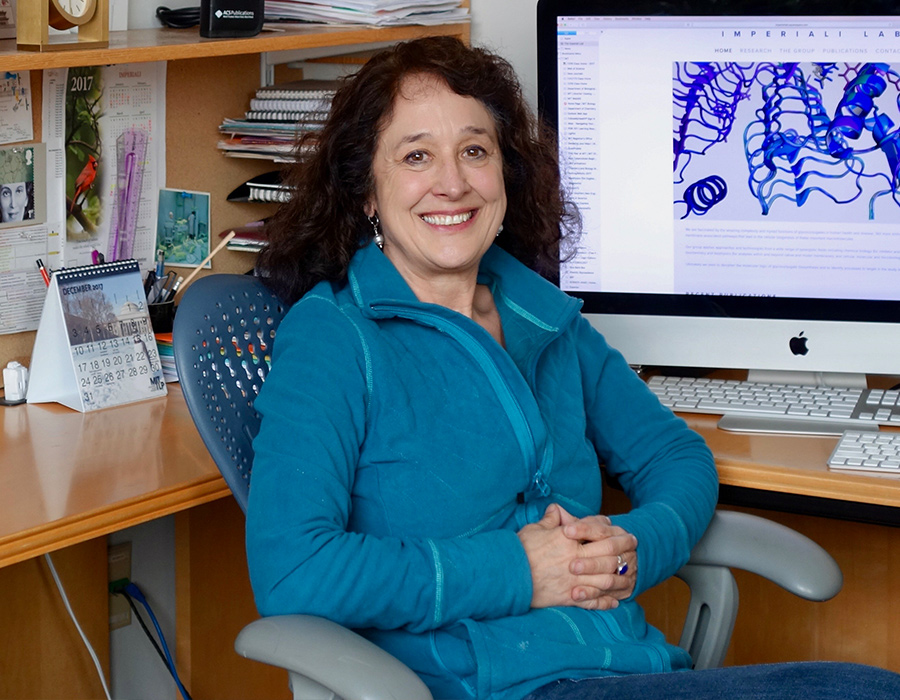 Photo of Professor Barbara Imperiali