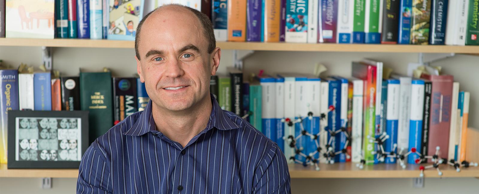 Photo of Professor Tim Jamison