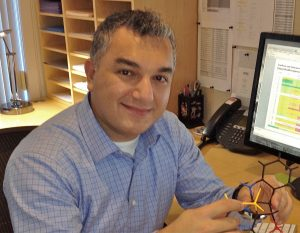 Image of Professor Mohammad Movassaghi