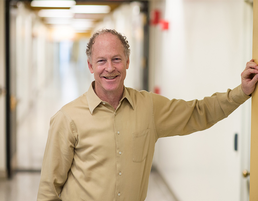 Image of Professor Keith Nelson