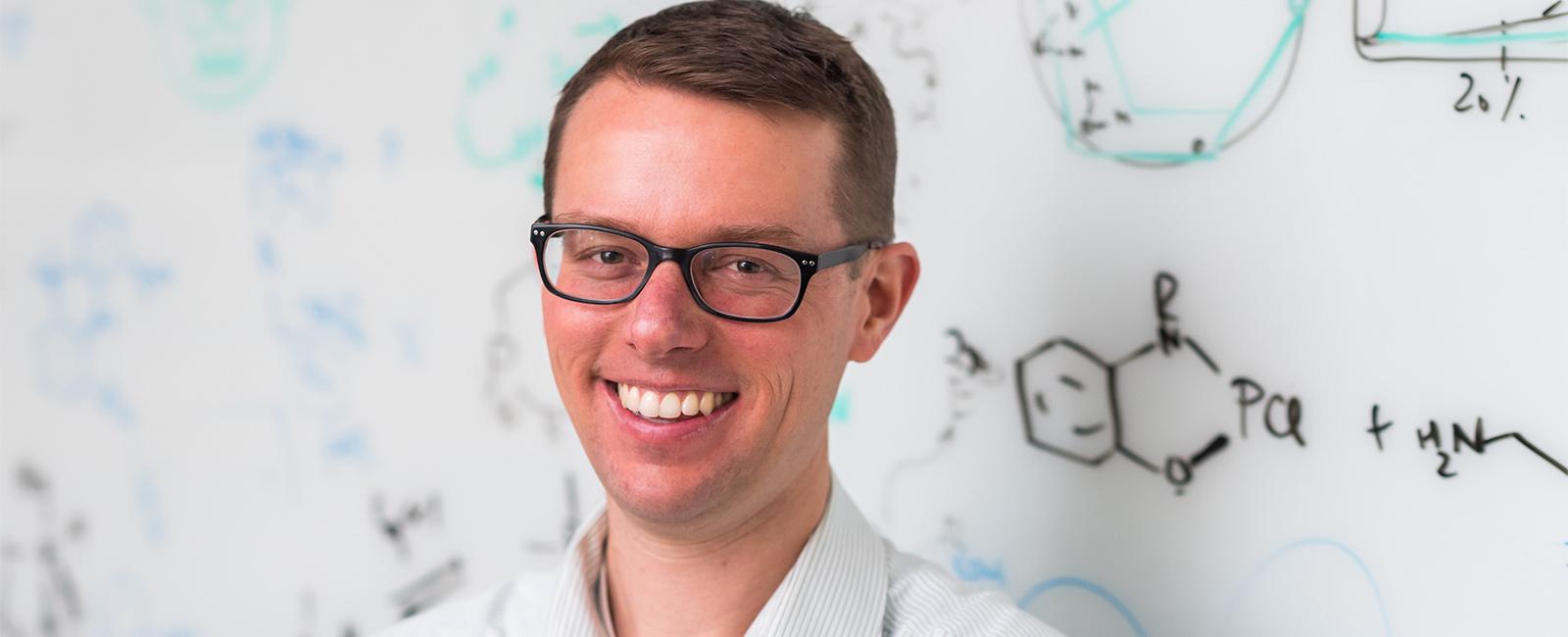 Image of Professor Alex Radosevich