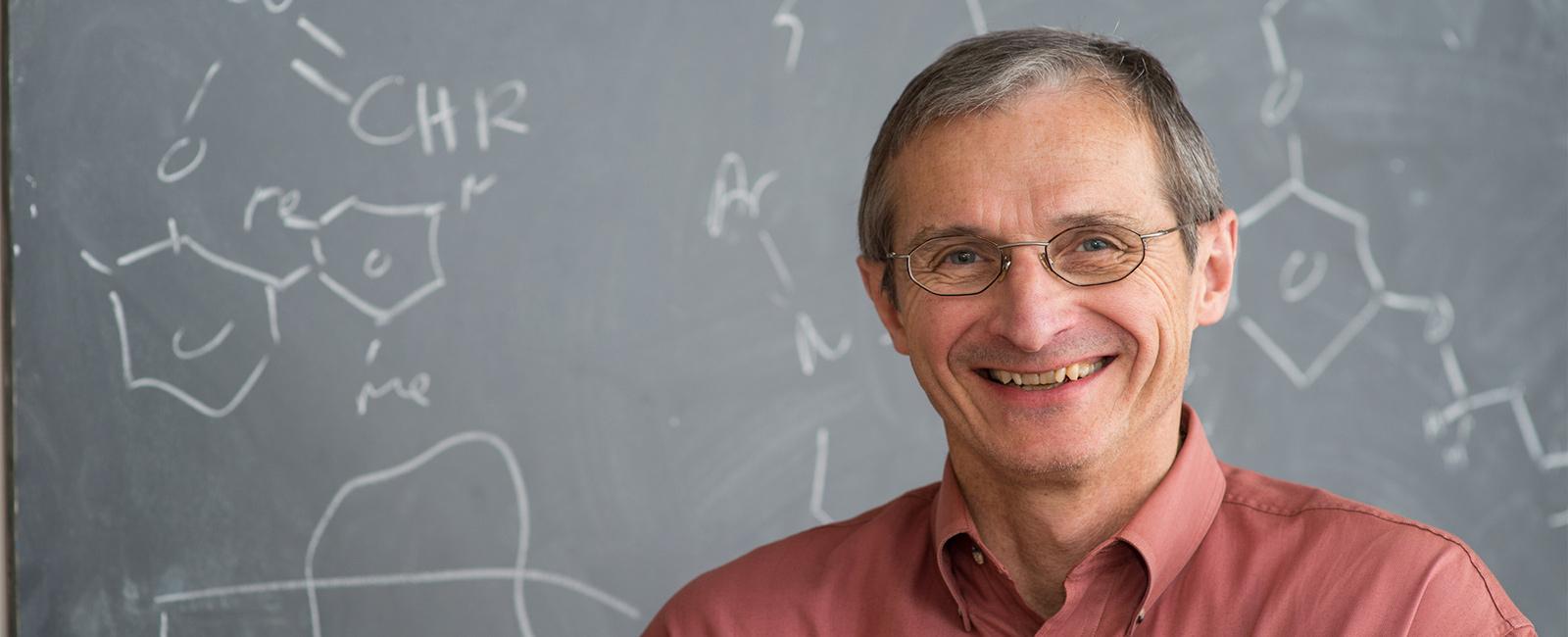 Image of Professor Richard Royce Schrock