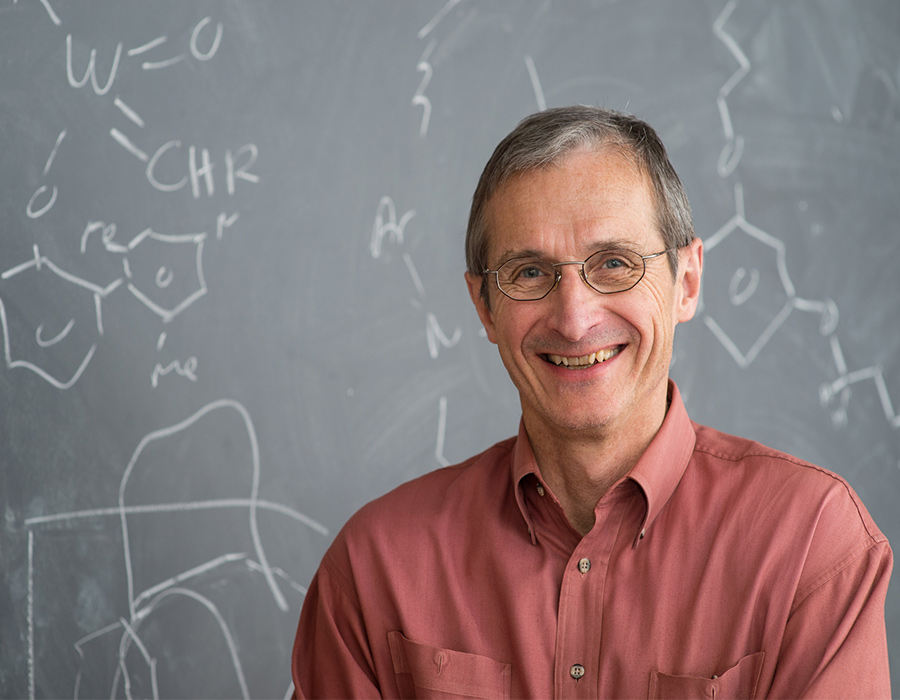 Image of Professor Richard Royce Schrock