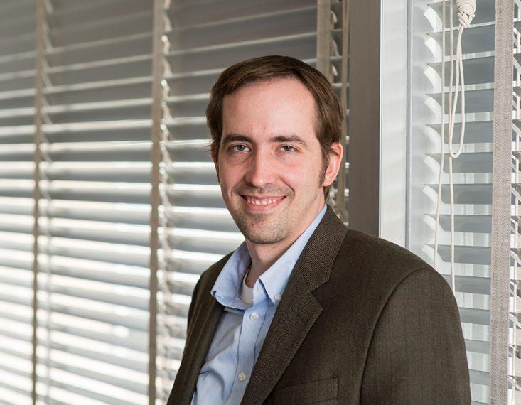 Image of Professor Matt Shoulders