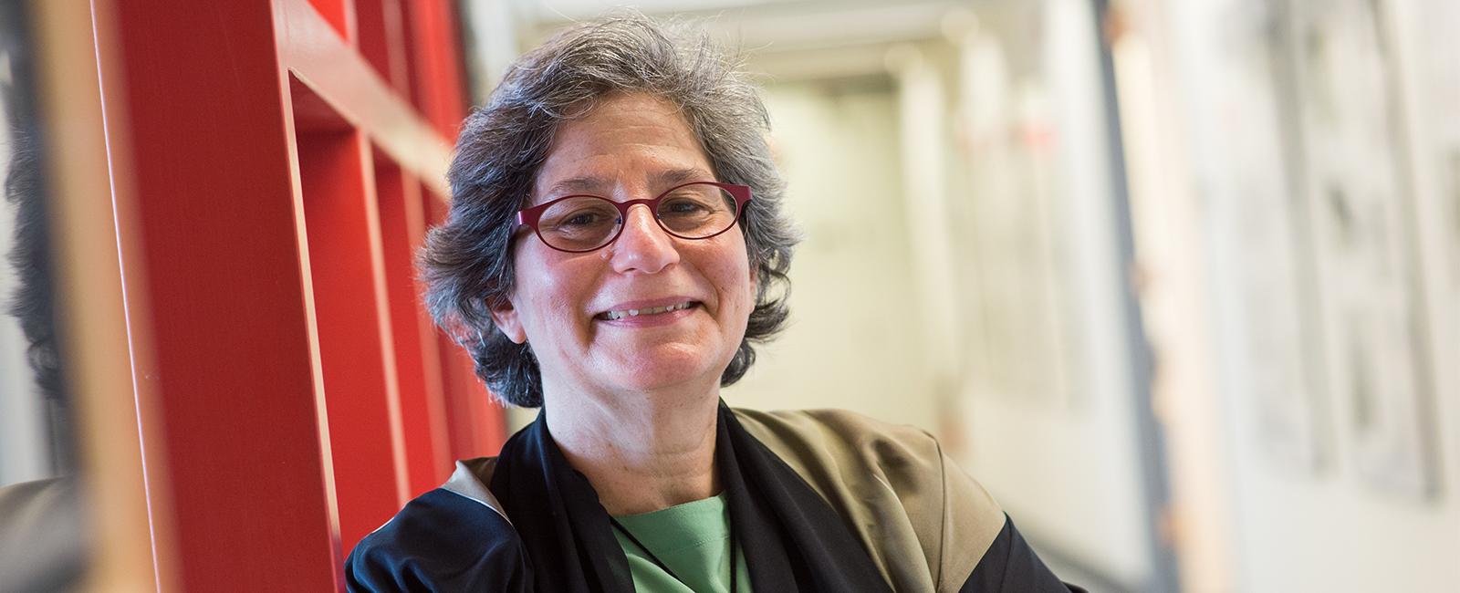 Image of Professor Susan Solomon