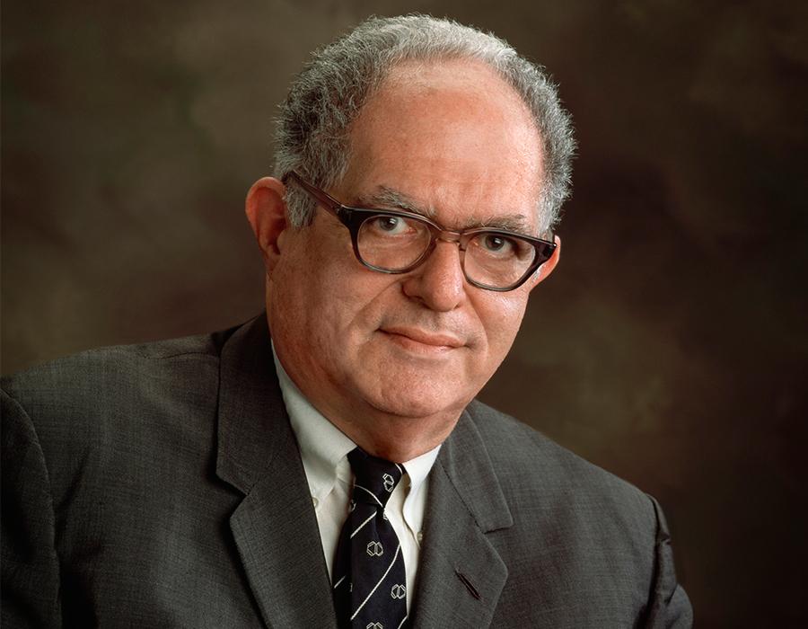 Image of Professor Jeff Steinfeld