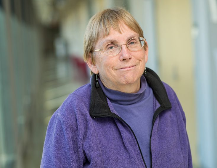Photo of Professor JoAnne Stubbe