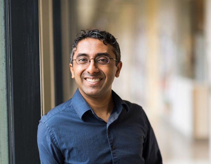 Image of Professor Yogesh Surendranath