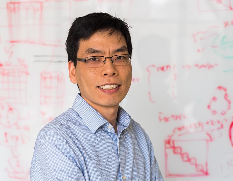 Image of Professor Bin Zhang