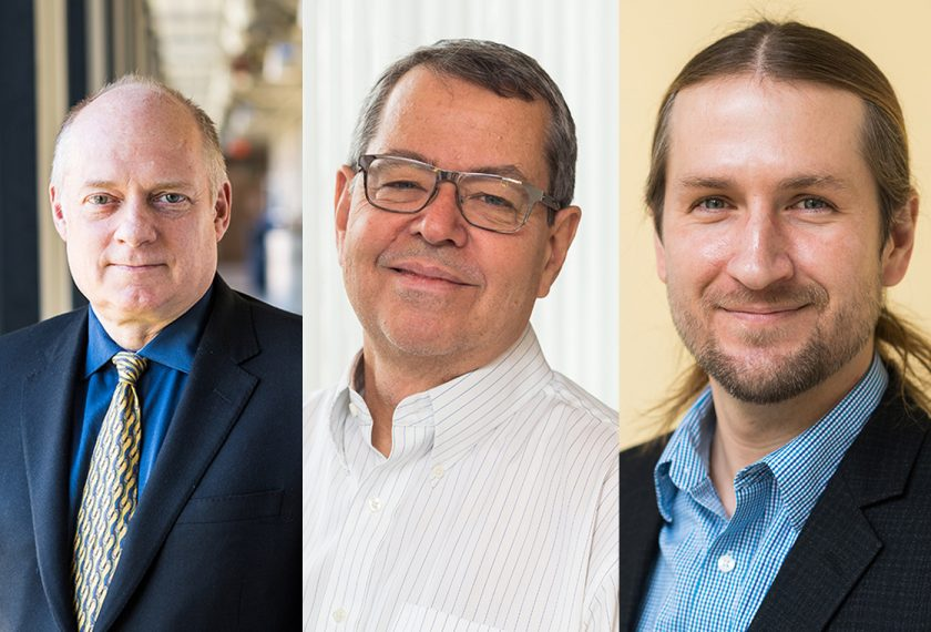 3 MIT Chemistry Faculty ACS National Awards