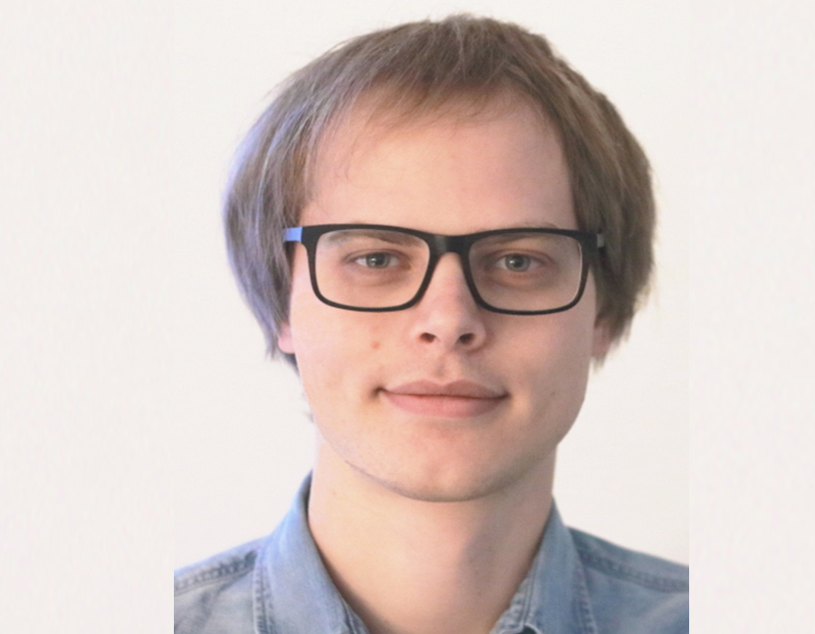 Image of postdoctoral researcher Ivo Stassen.