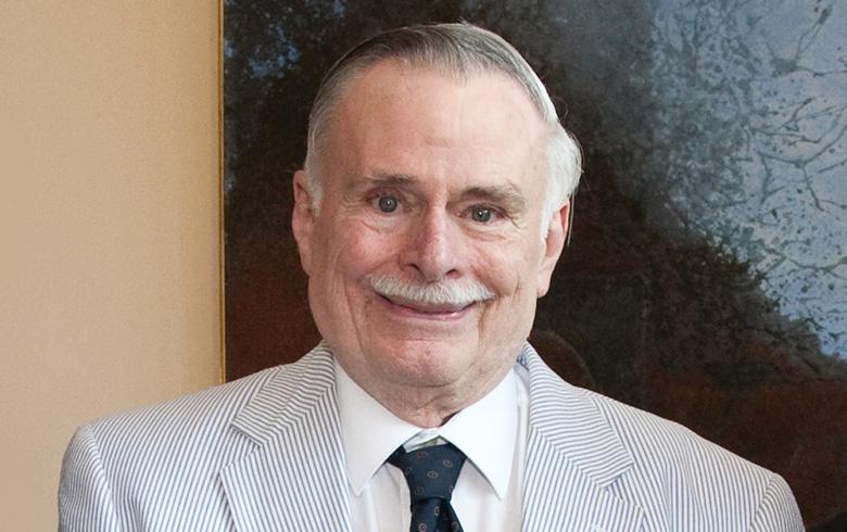 Headshot of John S. Waugh