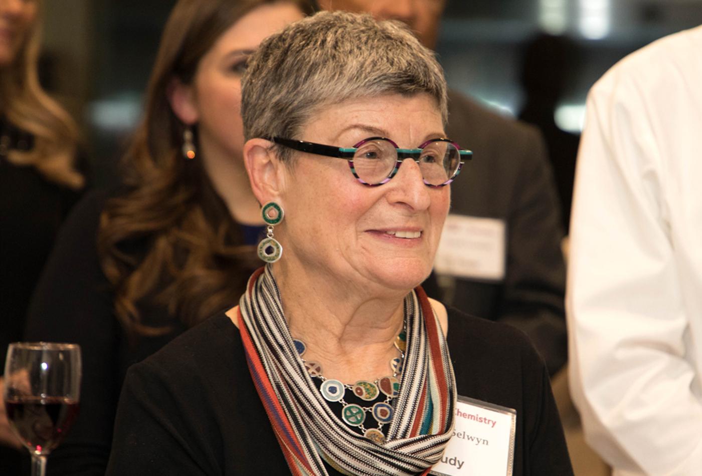 Judith E. Selwyn (PhD 1971, V)