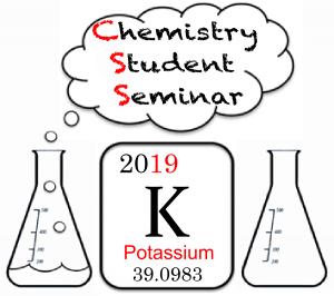 Chemistry Student Seminars Logo 2019