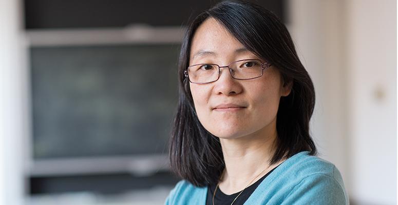 Professor Mei Hong