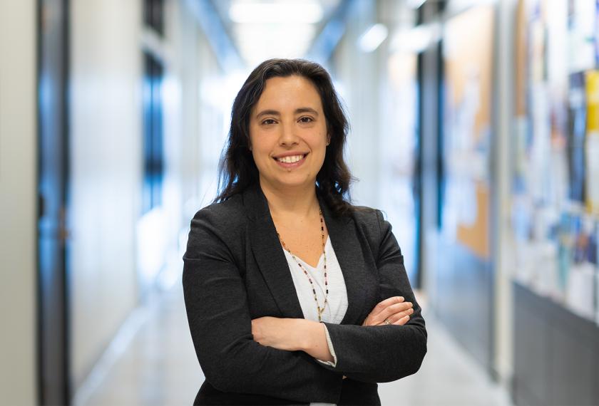 Image of Professor Gabriela Schlau-Cohen