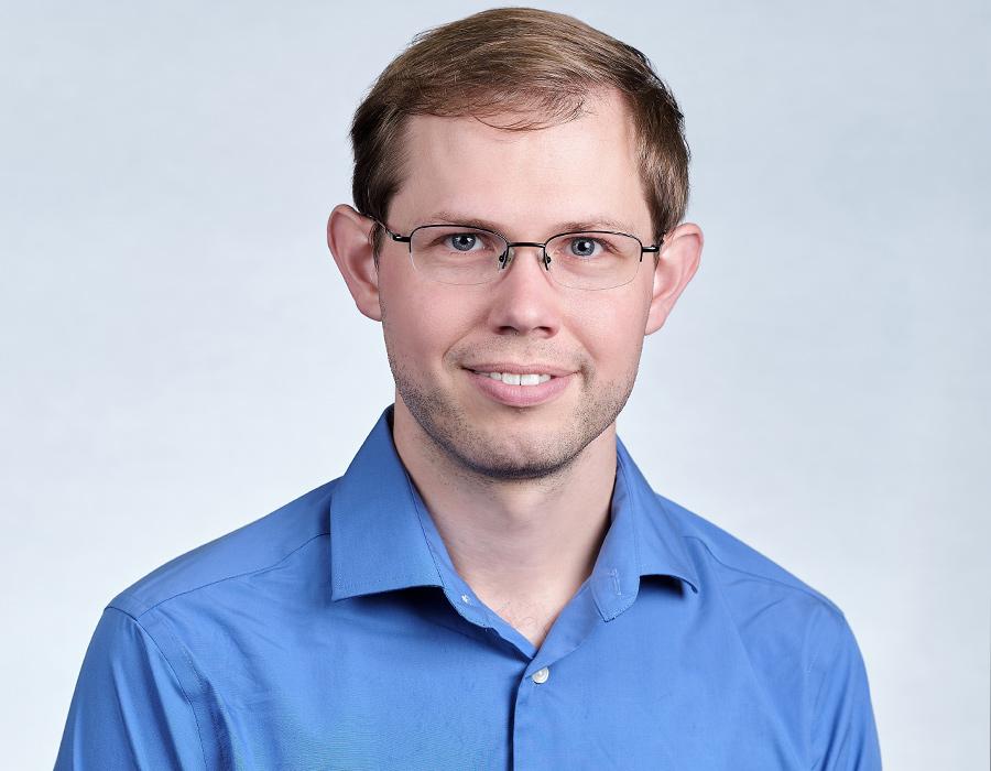 An image of Professor Brett McGuire